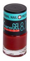 """Лак для ногтей """"Nano Gel Color"""" (тон: 14, карминно-красный)"""