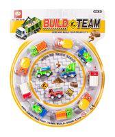 """Набор машинок """"Build Team"""""""