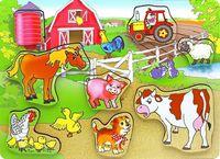 "Рамка-вкладыш ""Моя ферма"""