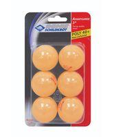 """Мячи для настольного тенниса """"Avantgarde"""" (оранжевые; 6 шт.; 3 звезды)"""