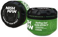 """Гель для укладки волос """"Casual"""" сильной фиксации (300 мл)"""