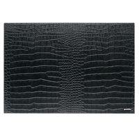 """Подставка сервировочная пластмассовая """"My Fusion Cocco"""" (432х302 мм; черная)"""