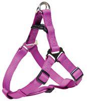 """Шлея для собак """"Premium Harness"""" (размер XS-S, 30-40 см, ягодный, арт. 20438)"""