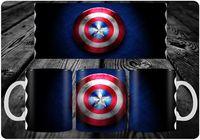 """Кружка """"Капитан Америка"""" (art.4)"""