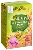 """Детская каша Heinz Baby """"Многозерновая из 5 злаков"""" (200 г)"""