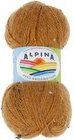 """Пряжа """"ALPINA. Alpaca tweed №04"""" (50 г; 300 м; светло-коричневый)"""