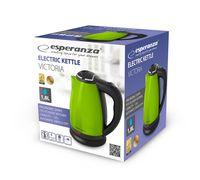 Электрочайник Esperanza Electric Kettle Victoria EKK013G (зелёный)