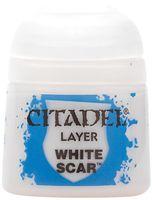 """Краска акриловая """"Citadel Layer"""" (white scar; 12 мл)"""