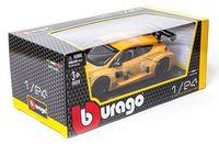 """Модель машины """"Bburago. Renault Megane Trophy"""" (масштаб: 1/24)"""