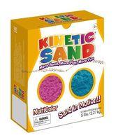 """Кинетический песок """"Kinetic Sand. Фиолетовый, синий"""" (2,27 кг)"""