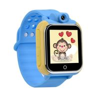 Детские Часы SmartBabyWatch G10 (голубые)
