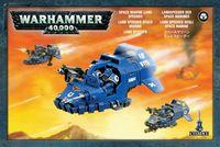 Warhammer 40.000. Space Marines. Land Speeder (48-13)