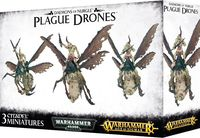 Warhammer Age of Sigmar. Daemons of Nurgle. Plague Drone (97-21)