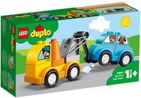 """LEGO Duplo """"Мой первый эвакуатор"""""""