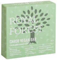"""Шоколад из кэроба """"Royal Forest. Веганский"""" (75 г)"""