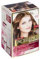 "Крем-краска для волос ""Excellence"" (тон: 6.02, легендарный каштан)"