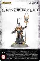 Warhammer Age of Sigmar. Slaves to Darkness. Chaos Sorcerer Lord (83-33)