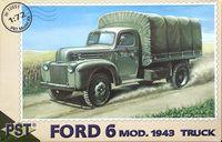 Грузовой автомобиль Ford 6 обр. 1943 г. (мастаб: 1/72)