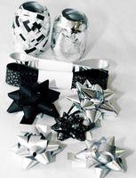 """Подарочный набор """"Clairefontaine"""" (цвет: серебро, черный)"""