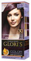 Крем-краска для волос (тон: 2.6, божоле)