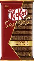 "Батончик шоколадный ""KitKat. Senses. Double Chocolate"" (112 г)"