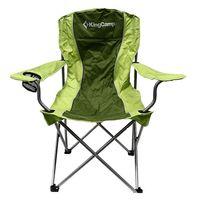 Кресло складное KingCamp Arms Chair (цвет: зеленый)