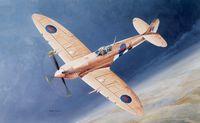 """Истребитель """"Spitfire MK.IX"""" (масштаб: 1/48)"""