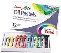 "Пастель масляная ""Arts Oil Pastels"" (12 цветов)"