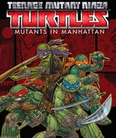 Ninja Turtles: Mutants in Manhattan (PS4)
