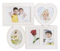 Рамка для фото пластмассовая на 5 фото (29х23 см)