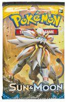 "Бустер ""Pokemon. Sun & Moon"" (10 карт)"