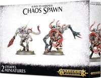Warhammer Age of Sigmar. Slaves to Darkness. Chaos Spawn (83-10)