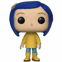 "Фигурка ""Coraline in Raincoat"""