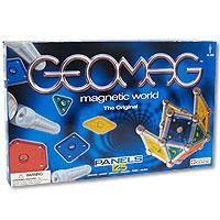 Магнитный конструктор Геомаг. Panels 125