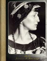Анна Ахматова. Блокнот для записей