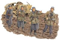 "Набор миниатюр ""German Infantry, HJ Division Anzio 1944"" (масштаб: 1/35)"