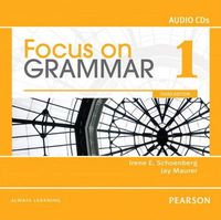 Focus on Grammar 1. A1. Classroom Audio CD