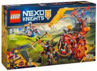 "LEGO Nexo Knights ""Джестро-мобиль"""