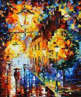 "Картина по номерам ""Огни в ночи"" (300х400 мм)"