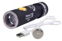 Фонарь Armytek Prime C1 XP-L Magnet USB+18350 Li-Ion (белый свет)