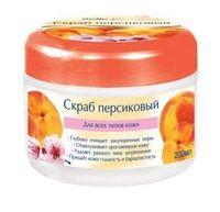 Скраб персиковый (200 мл)