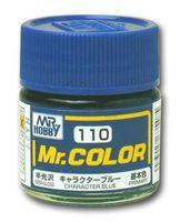 Краска Mr. Color (character blue, C110)