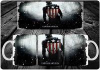 """Кружка """"Капитан Америка"""" (art.17)"""