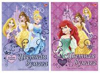 """Бумага цветная """"Princess"""" (20 листов; 10 цветов)"""