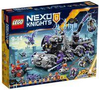 """LEGO Nexo Knights """"Штурмовой разрушитель Джестро"""""""