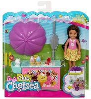 """Игровой набор """"Барби. Челси и зверушка"""" (арт. FDB33)"""