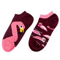 "Носки женские ""Розовый фламинго"" (арт. KW009-000752)"