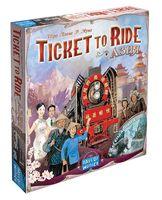 Ticket to Ride. Азия (дополнение)
