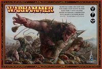 "Набор миниатюр ""Warhammer FB. Skaven Rat Ogres And Giant Rats"" (90-13)"