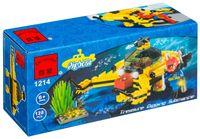 """Конструктор """"Pigboat. Глубоководный аппарат"""" (128 деталей)"""